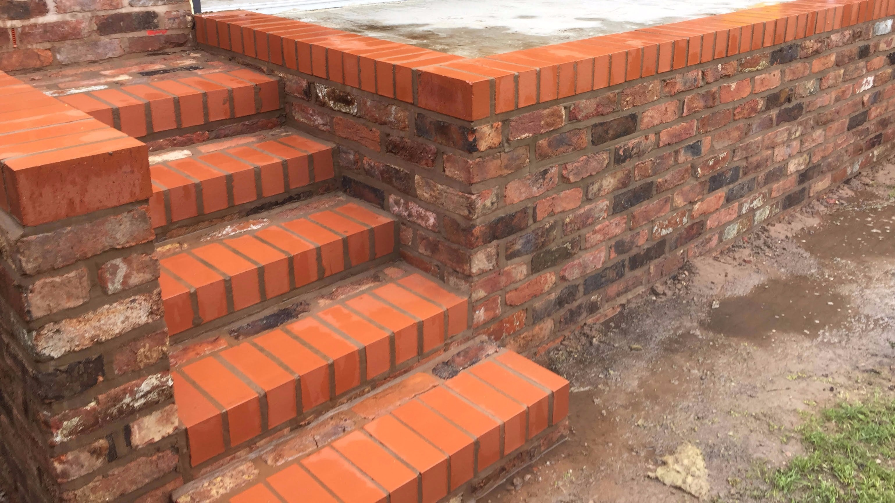 A well-established bricklaying company